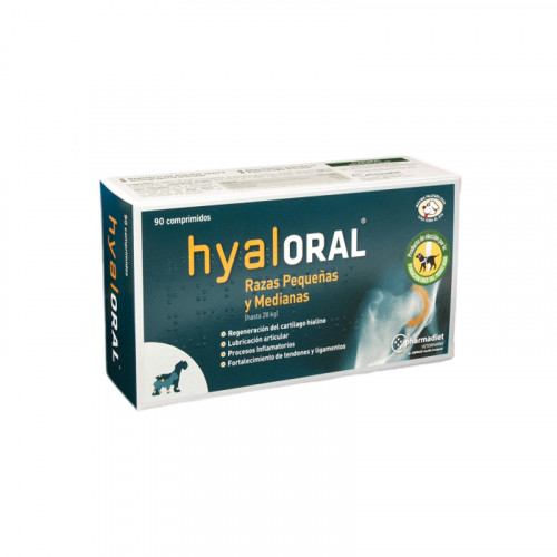 HYALORAL small & medium breeds